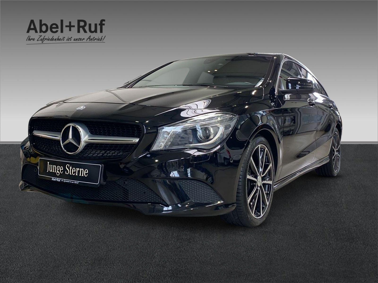 Mercedes-Benz CLA 200 SB Urban+Pano+Navi+Bi-Xenon+SHZ+Parktron, Jahr 2015, Benzin