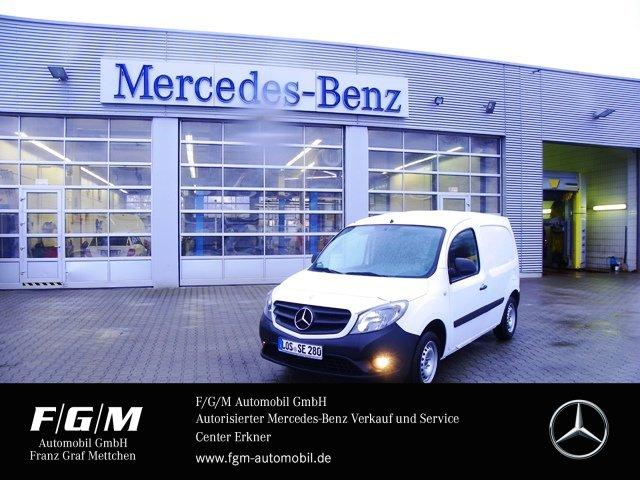 Mercedes-Benz Citan108 CDI Kasten/Trennwand/75PS Basic/eFH., Jahr 2012, Diesel
