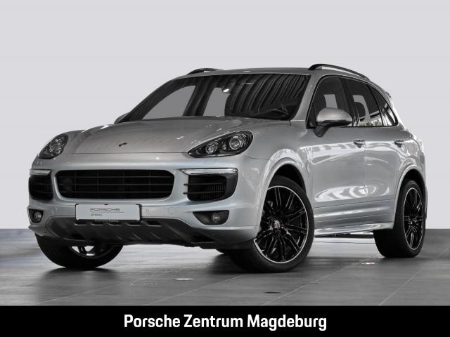 Porsche Cayenne S Diesel BOSE*DAB*LUFT*PANO*SBL*SHZ, Jahr 2016, Diesel