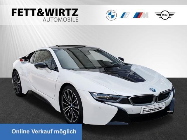BMW i8 Coupe Laser HUD H/K 20'' Leas ab 889,- br.o.A., Jahr 2020, Hybrid