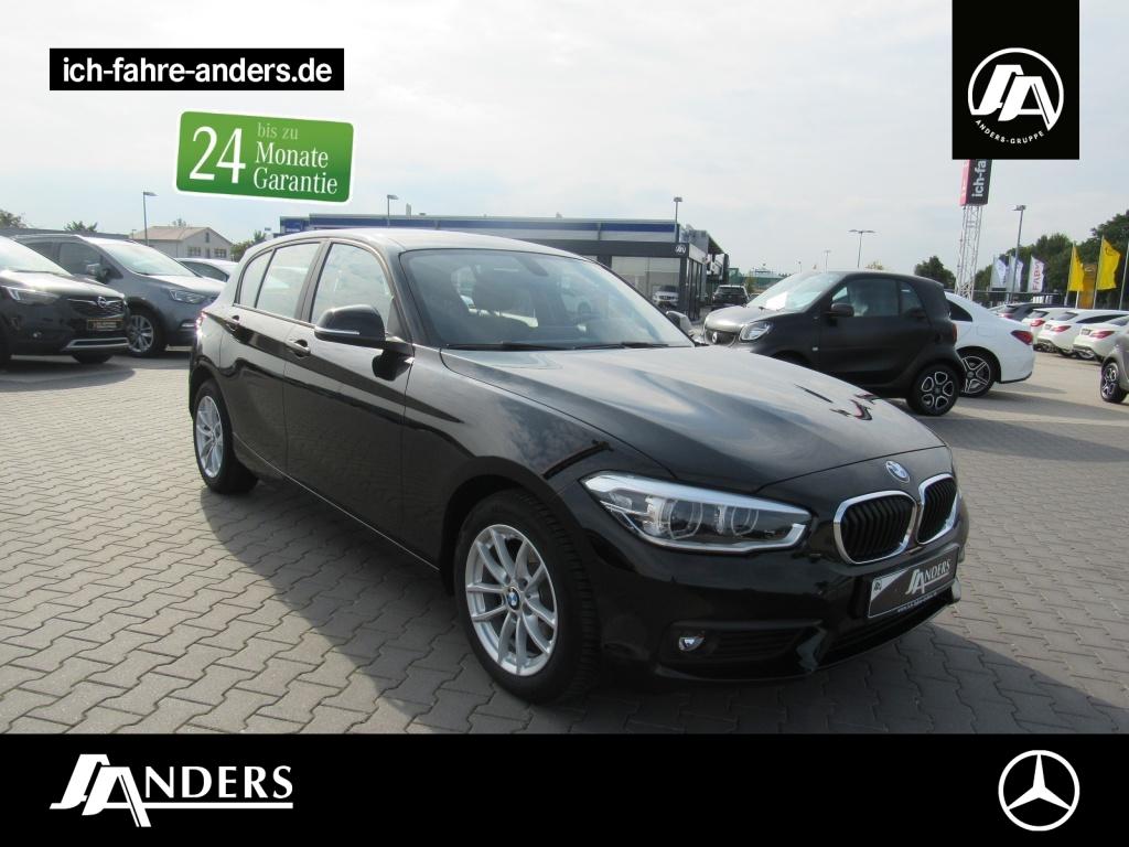 BMW 116 i Advantage+Sitzhz.+LED+PDC+Tempomat+MFL+16', Jahr 2017, Benzin