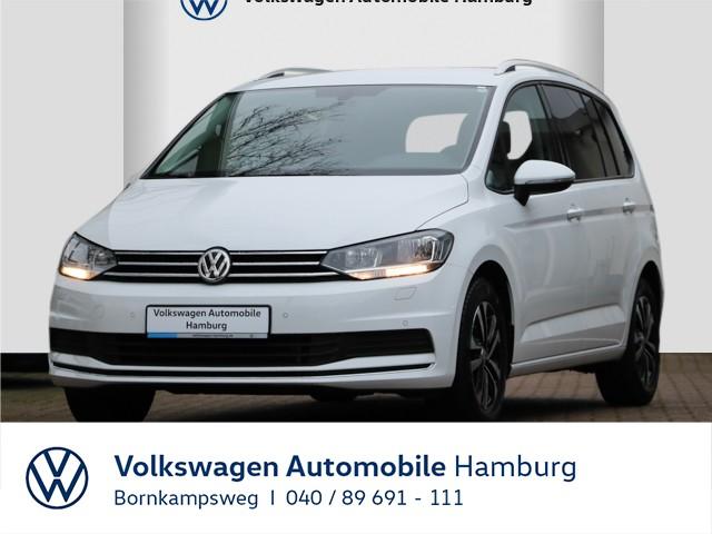 Volkswagen Touran 1,5 TSI UNITED/SITZHZG/7SITZ/NAVI/USB/APP/MFL, Jahr 2020, Benzin