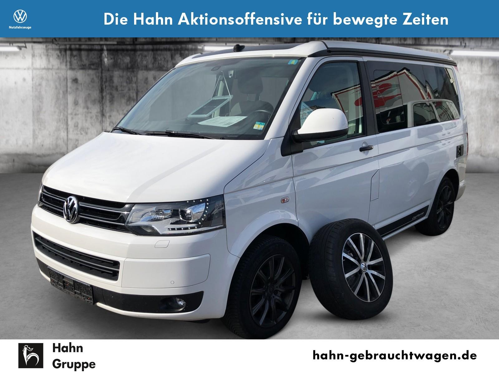 Volkswagen T5 California Comfortl. 4M Climatronic Dynaudio PDC/Kamera, Jahr 2015, Diesel