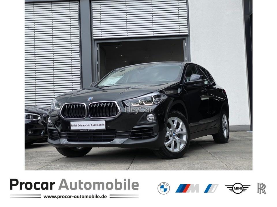 BMW X2 sDrive18i Navigation Klimaaut. PDC LED Shz, Jahr 2019, Benzin
