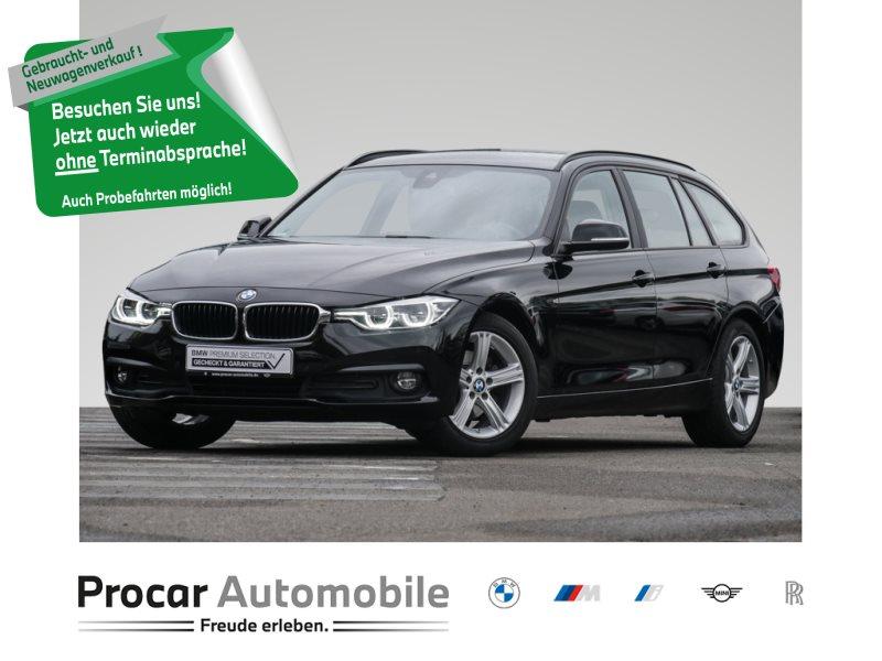 BMW 320d 50 JAHRE BMW BANK AKTION AB 0,15% FINANZIERUNG!!, Jahr 2018, Diesel