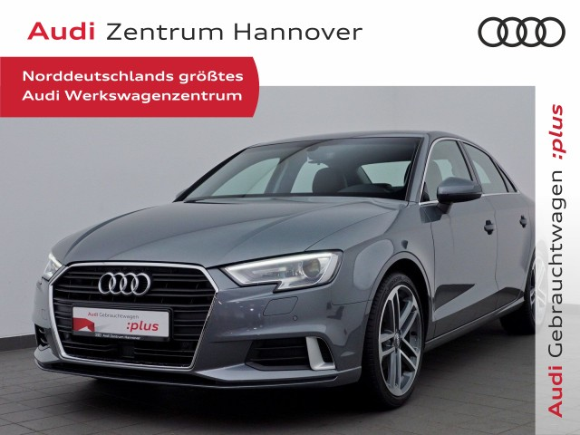 Audi A3 Limousine 30 TFSI sport, ACC, Navi, Xenon, AHK, Jahr 2019, Benzin