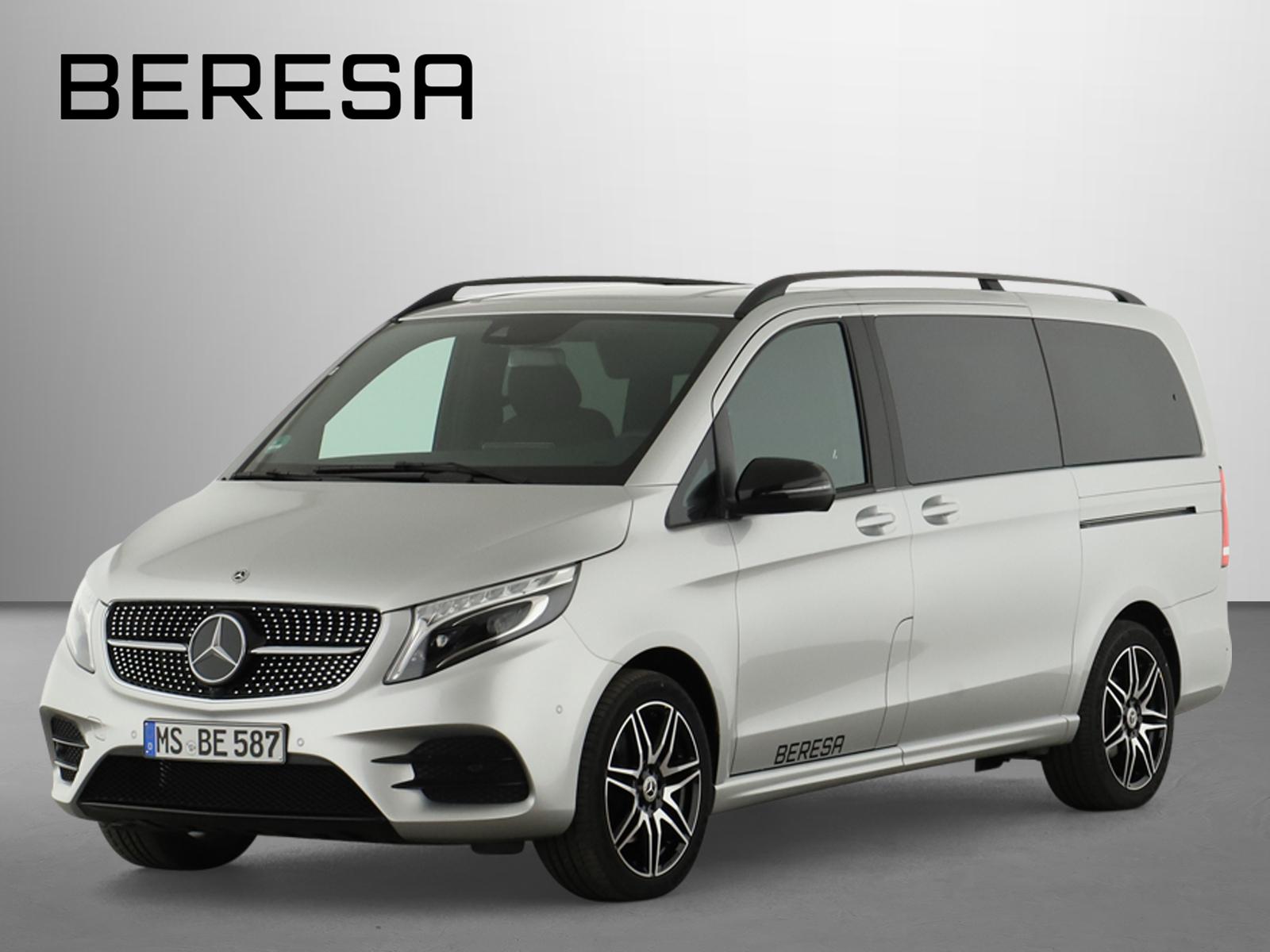 Mercedes-Benz V 250 Lang Fahrassist., Jahr 2021, Diesel