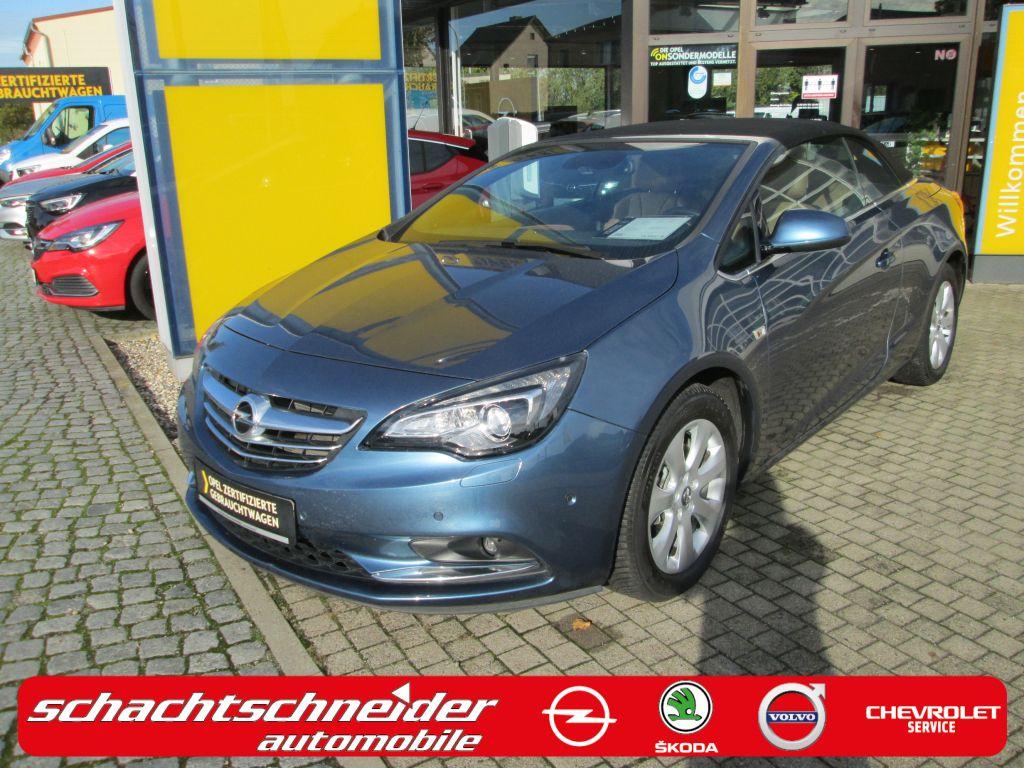 Opel Cascada 1.6 Turbo Aut Innovation+Nappa+Navi+19, Jahr 2013, Benzin