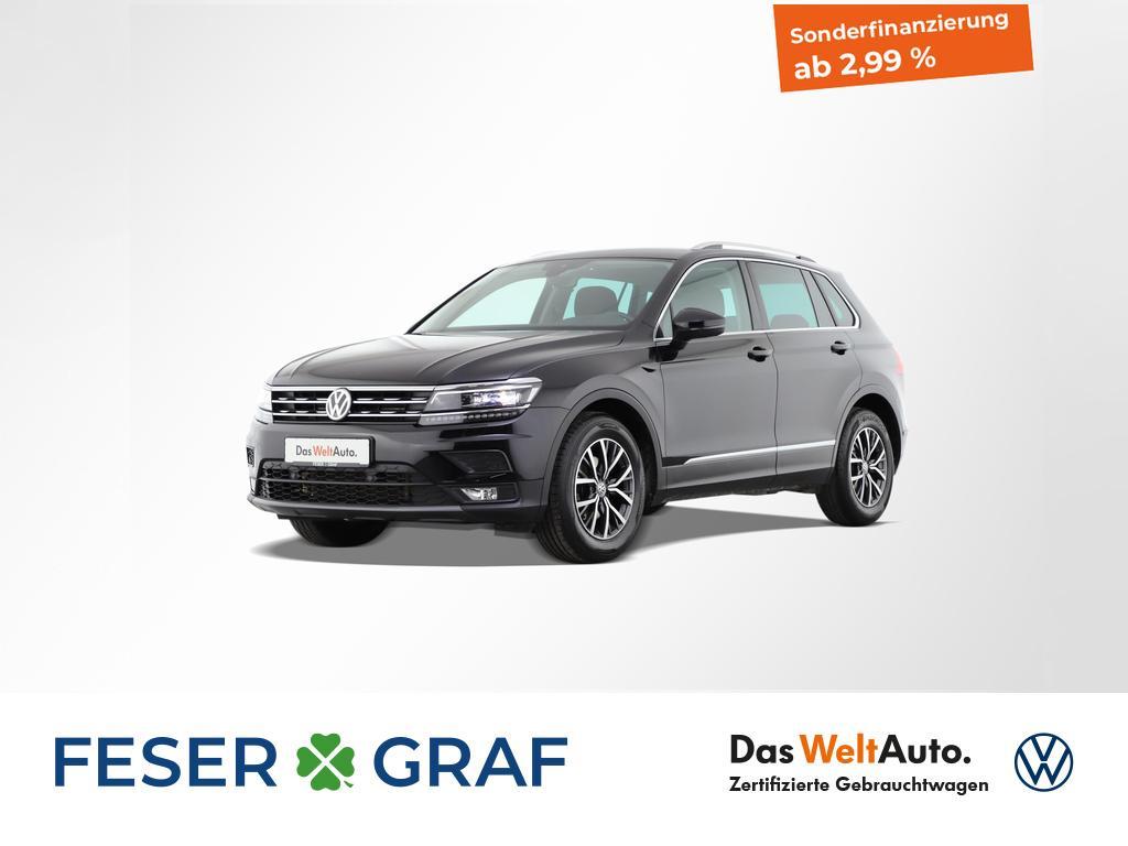 Volkswagen Tiguan 2.0TDI Comfortline DSG LED Standheizung, Jahr 2018, Diesel