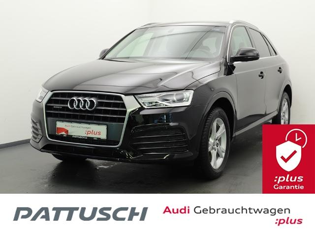 Audi Q3 2.0 TFSI Q sport Xenon Panorama Bluetooth, Jahr 2017, Benzin