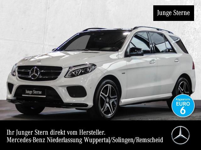 Mercedes-Benz GLE 450 AMG 4M Airmat Pano Distr+ COMAND ILS LED, Jahr 2016, Benzin