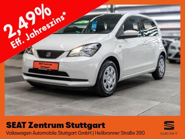 Seat Mii Style 1.0 44kW, Jahr 2018, Benzin