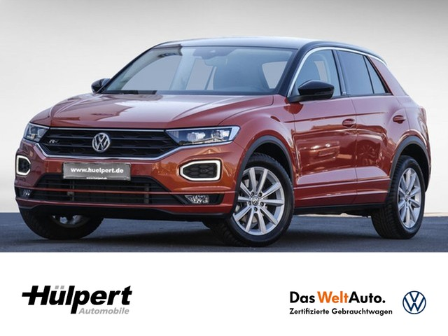 Volkswagen T-Roc 1.5 United DSG R-Line LED NAVI APP CONN ACC ALU19, Jahr 2020, Benzin
