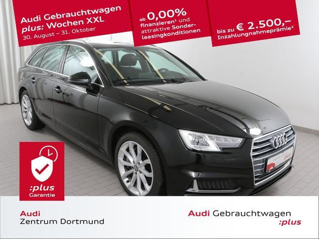 Audi A4 Avant sport 45TFSI Navi+/AHK/18Zoll/VC, Jahr 2019, Benzin