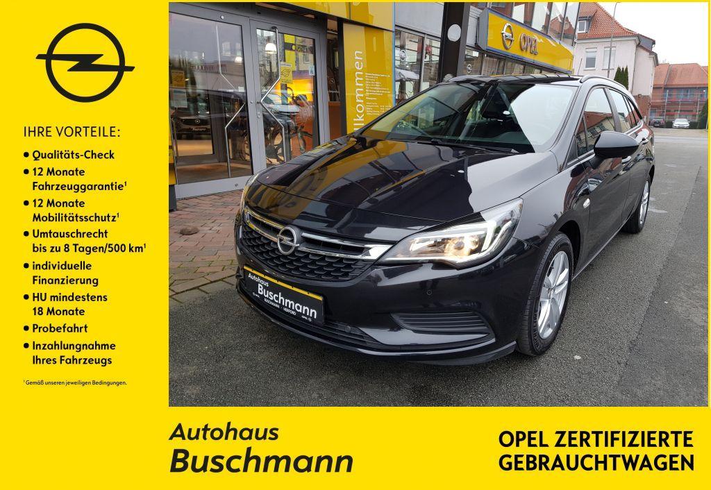 Opel Astra 1.4T ST Edition - AHK, Jahr 2016, Benzin