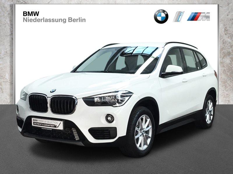 BMW X1 xDrive20i EU6 Aut. Tempomat Sportsitze AHK, Jahr 2018, Benzin