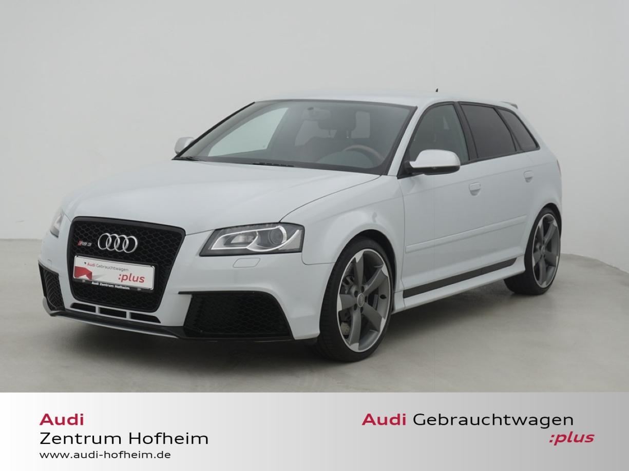 Audi RS3 Sportback 2.5 TFSI ABT*309 kW*Xenon*Navi+*BO, Jahr 2012, Benzin