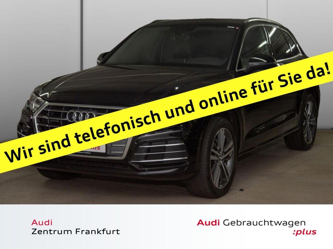 Audi Q5 2.0 TDI quattro S line Navi LED VC Tempomat, Jahr 2018, Diesel