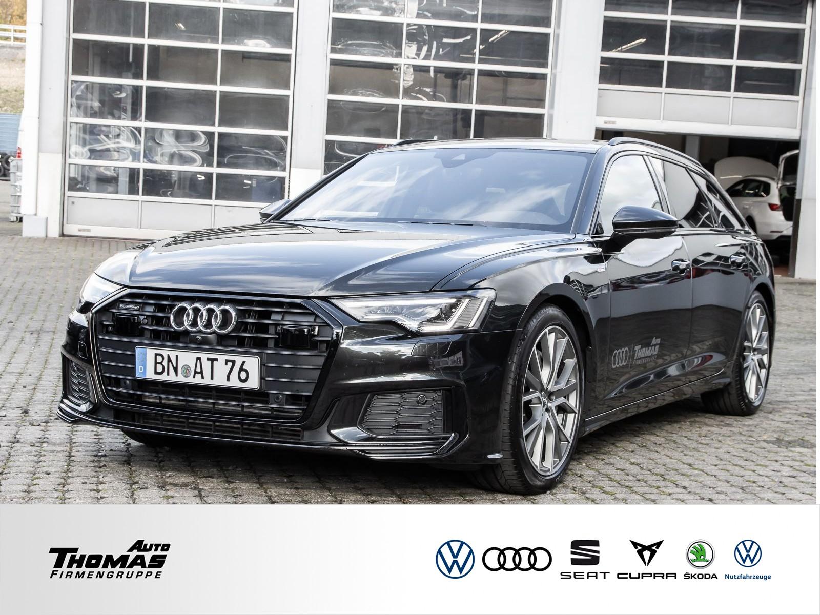 "Audi A6 Avant ""Sport"" 50 TDI Tiptronic quattro MATRIX, Jahr 2018, diesel"