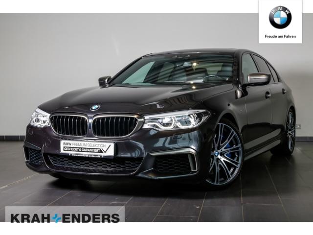 BMW M550 i xDrive LED+HarmanKardon+Schiebedach+Navi, Jahr 2017, Benzin