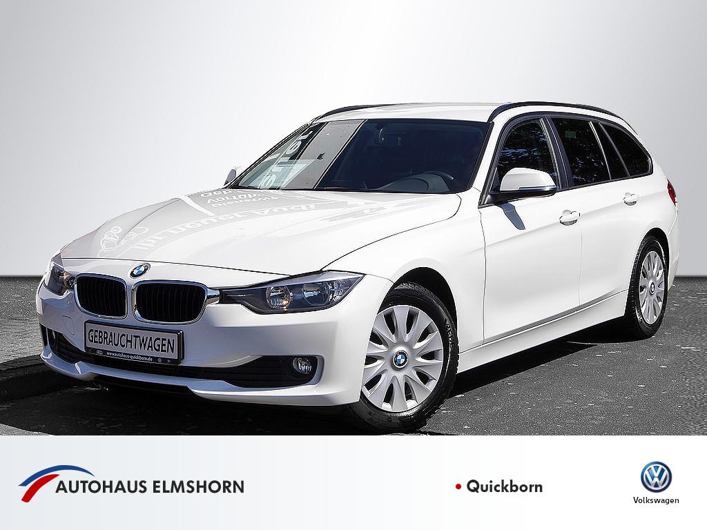 BMW 316i Touring, Jahr 2014, Benzin