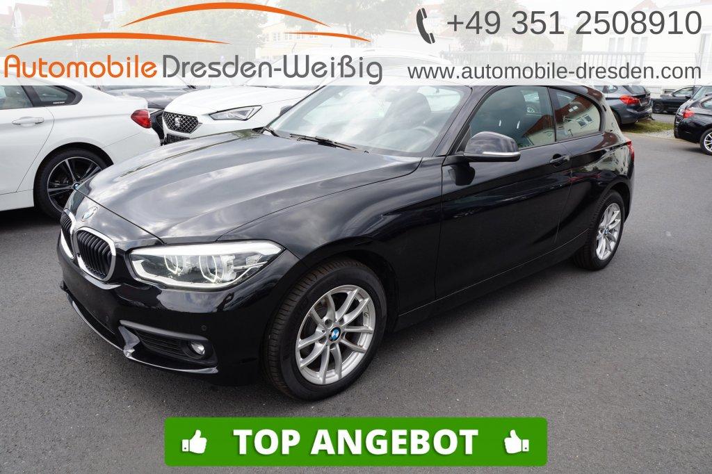 BMW 118 d Advantage M Sport*Navi*HiFi*DAB*, Jahr 2017, Diesel