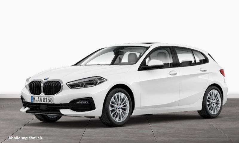 BMW 116d Advantage LED Pano.Dach Tempomat AHK Shz, Jahr 2020, Diesel