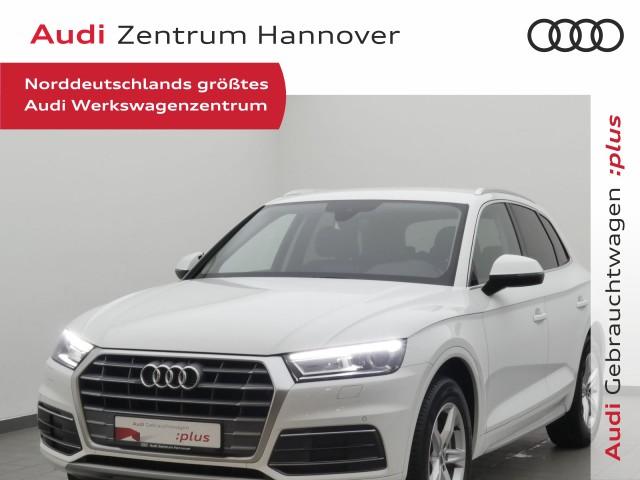 Audi Q5 2.0 TDI Sport, virtual, Xenon, Navi, Kamera, Jahr 2018, Diesel