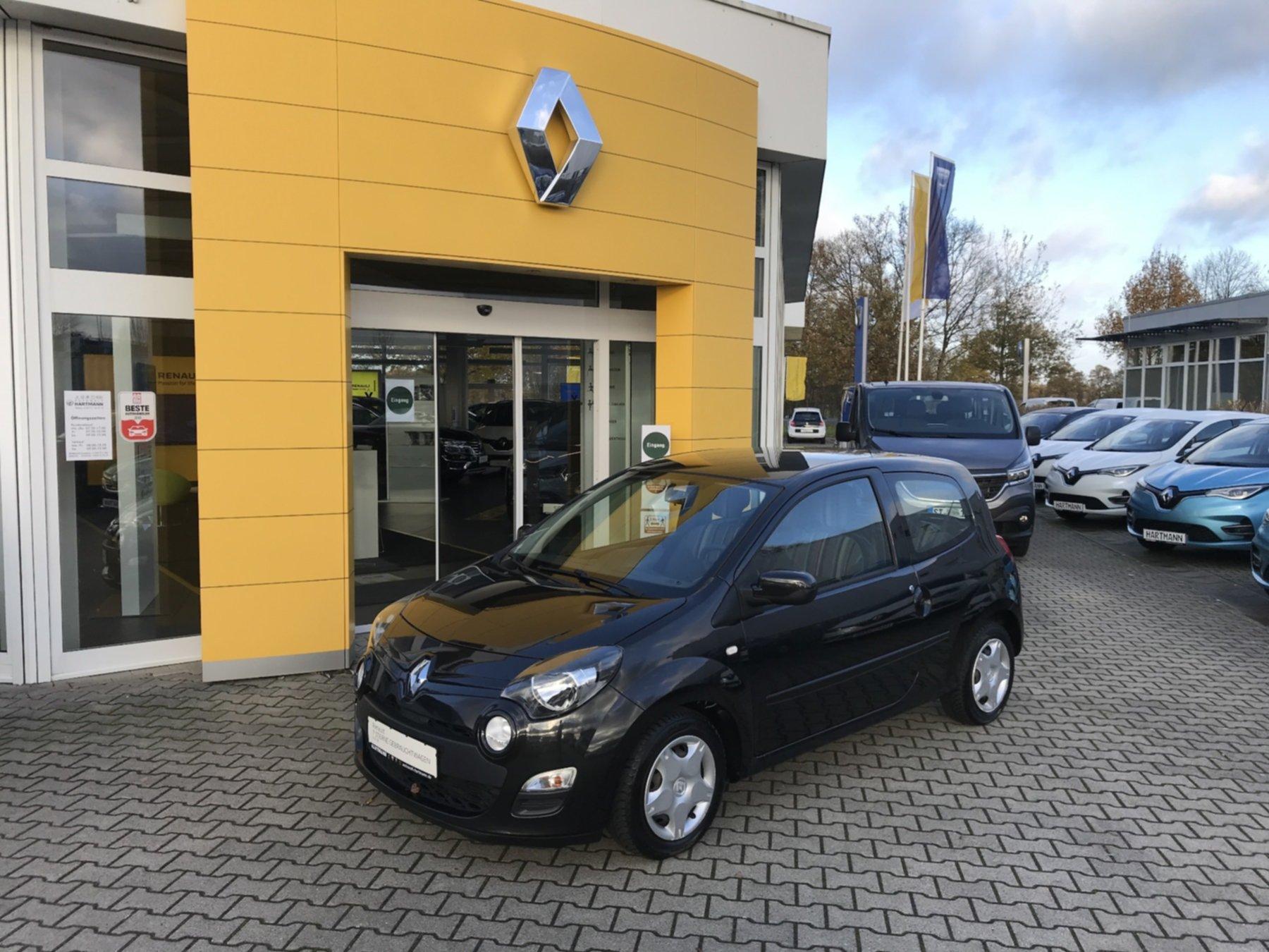 Renault Twingo Eco 1.2 16V Expression, Jahr 2014, Benzin