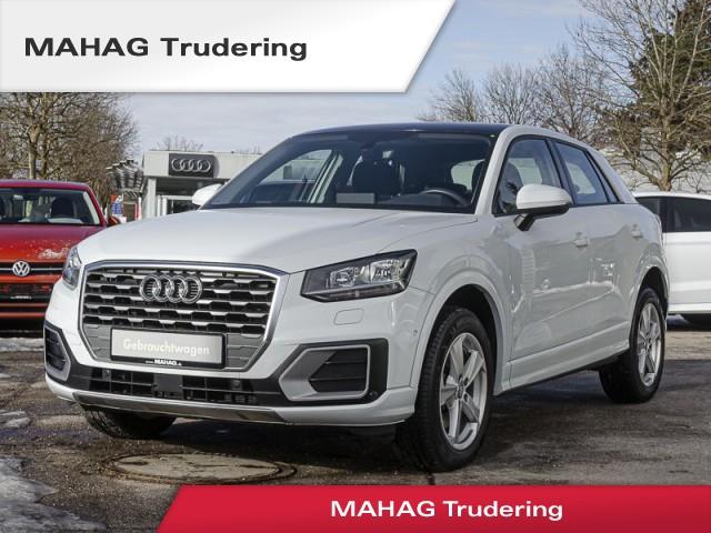 Audi Q2 1.4 TFSI Sport virtual cockpit/Panorama/Navi/Sitzhzg/PDC S-tronic, Jahr 2017, Benzin