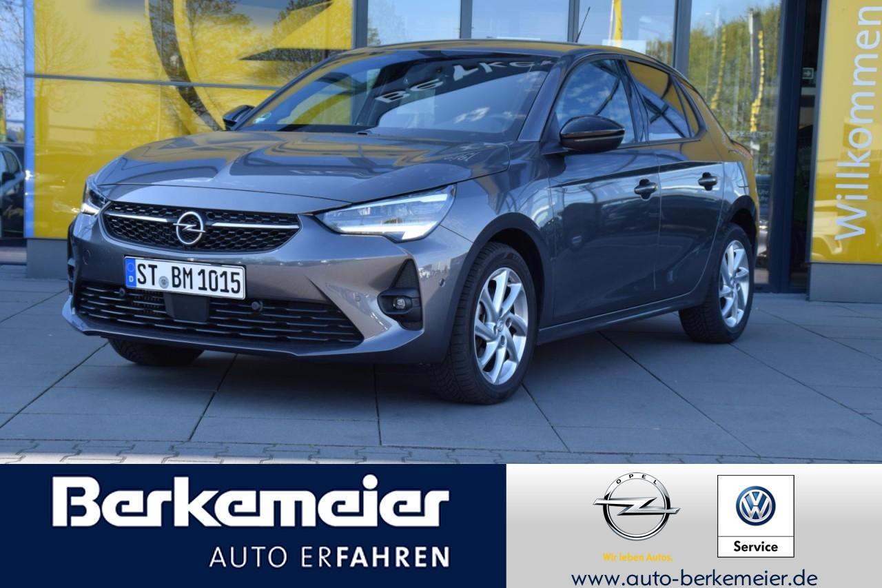 Opel Corsa GS Line *IntelliLux LED/Navi/Kamera/Sitzheiz, Jahr 2020, Benzin