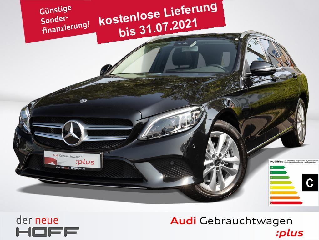 Mercedes-Benz C 200 TAvantgarde Pano LED Multibeam Kamera Navi, Jahr 2019, Benzin