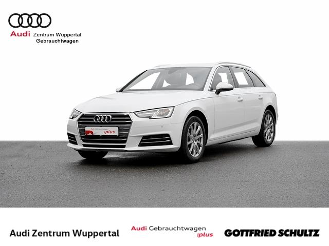 Audi A4 AVANT 2.0TDI AHK NAV XEN GRA PDC VO HI FSE 17ZOLL Sport, Jahr 2018, Diesel