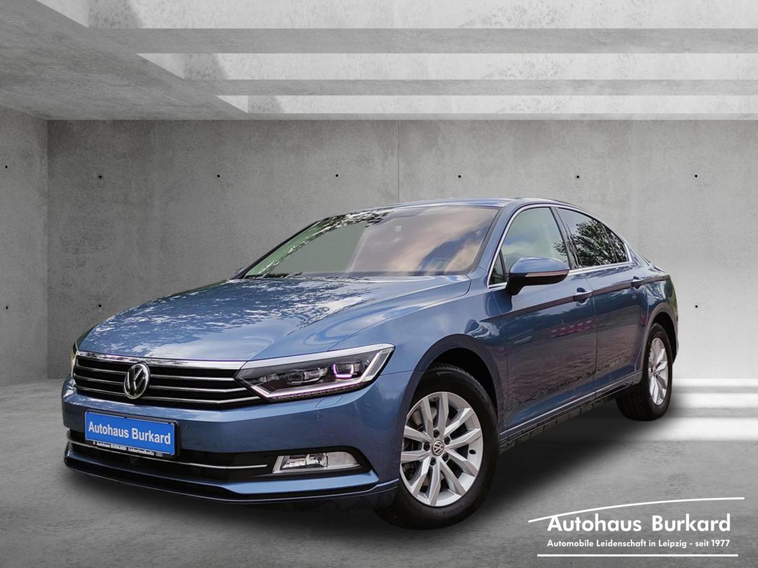 Volkswagen Passat Lim. Comfortl. 1.4 TSI+DAB+DSG+RÃckfahrk., Jahr 2018, Benzin