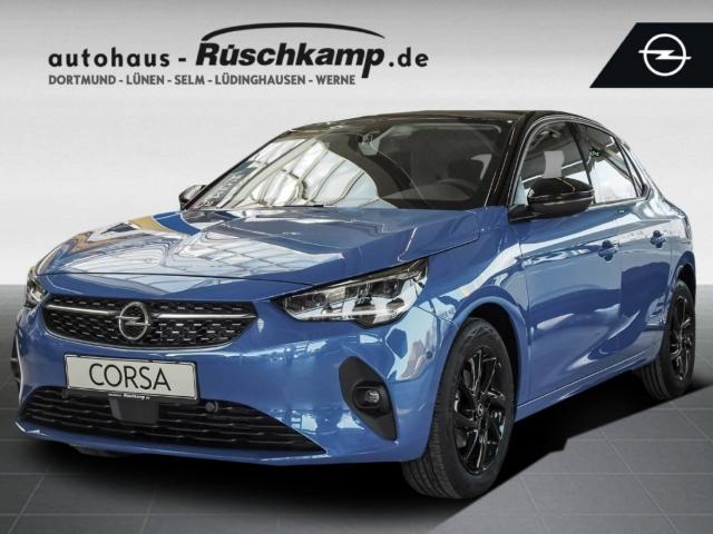 Opel Corsa F Elegance 1.2 EU6d Touch SHZ PDC LED BT, Jahr 2020, Benzin