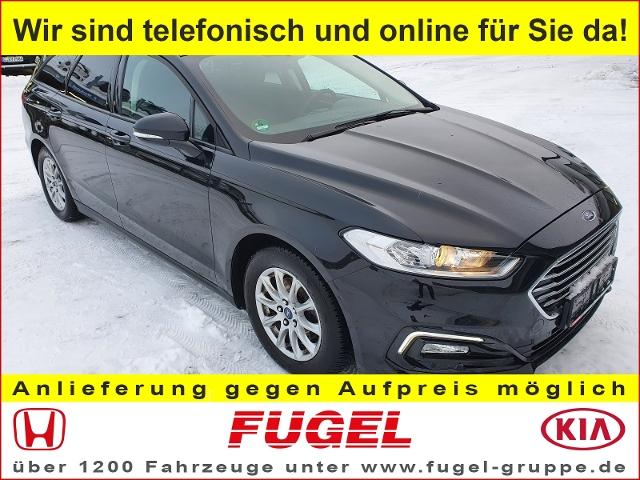 Ford Mondeo Turnier 1.5 EB Business Edit. AT Winter, Jahr 2019, Benzin