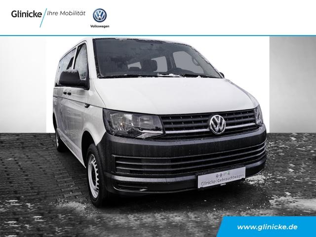 Volkswagen T6 Transporter 2.0 TDI Kombi EcoProfi RDC Klima AUX USB MP3 ESP DPF Spieg. beheizbar, Jahr 2016, Diesel