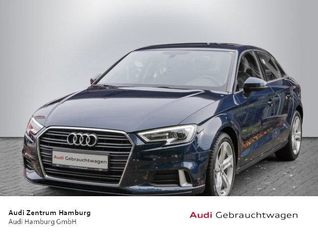 Audi A3 Limousine 1,0 TFSI sport S tronic NAVI XENON, Jahr 2017, Benzin
