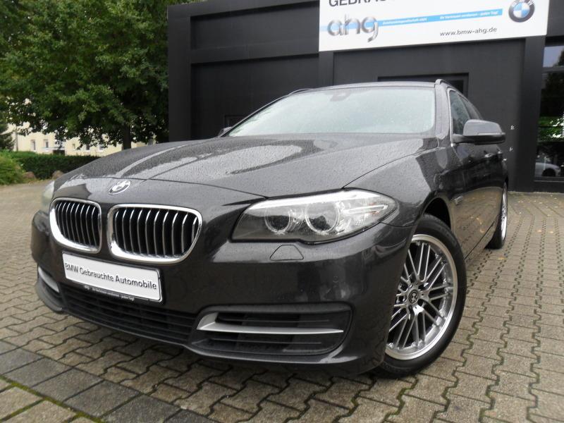 BMW 520d Touring Aut. Euro6 Navi Hifi Sitzheizung Speed Limit Info Klimaautomatik PDC, Jahr 2014, diesel