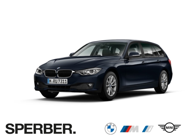 BMW 320 d Touring,HUD,Xenon,AHK,PDC,Driv.Ass,Sitzhzg,Tempomat,Klimaauto,uvm., Jahr 2014, Diesel