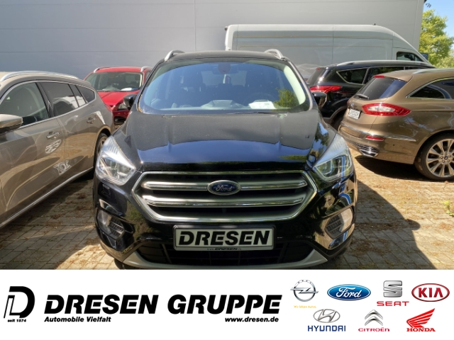 Ford Kuga Cool&Connect 1.5 EcoBoost Klima Navi Sitzheiz., Jahr 2017, Benzin