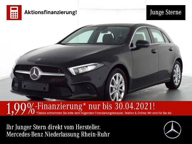Mercedes-Benz A 180 Progressive Navi Premium LED Spurhalt-Ass, Jahr 2020, Benzin