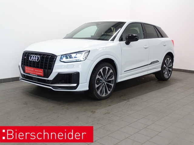 Audi SQ2 2.0 TFSI quattro AHK B&O KEYLESS 19, Jahr 2020, Benzin
