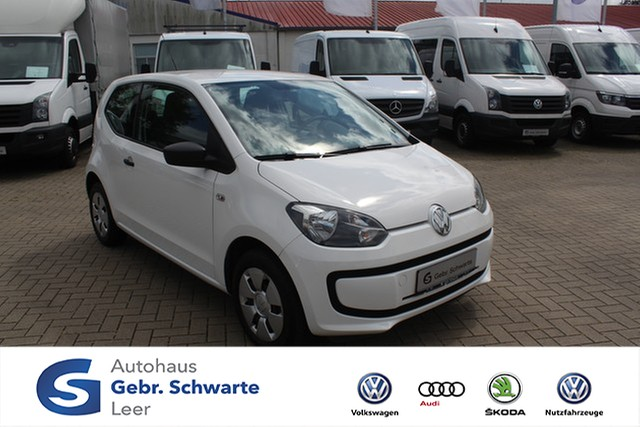 Volkswagen Up! 1.0 take up! KLIMA RADIO/CD, Jahr 2012, Benzin