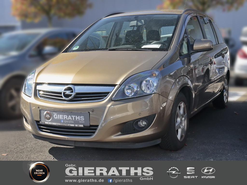 Opel Zafira B 1.8 Family PDC v+h, Jahr 2014, Benzin
