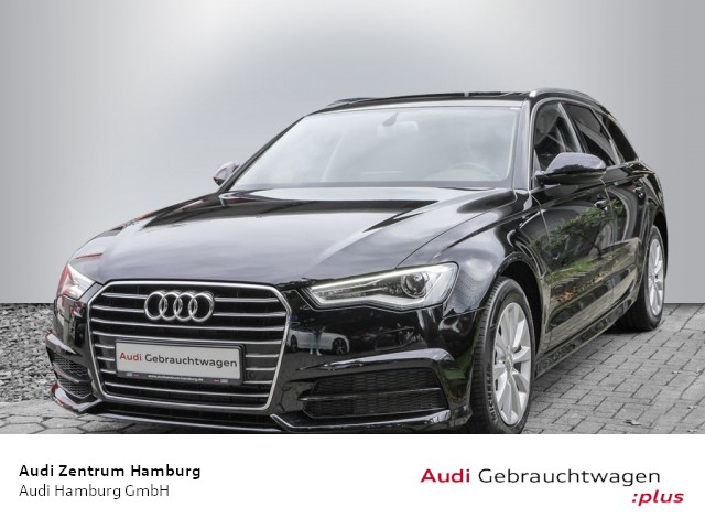 Audi A6 Avant 1,8 TFSI S tronic NAVI PANO STANDHZG, Jahr 2018, Benzin