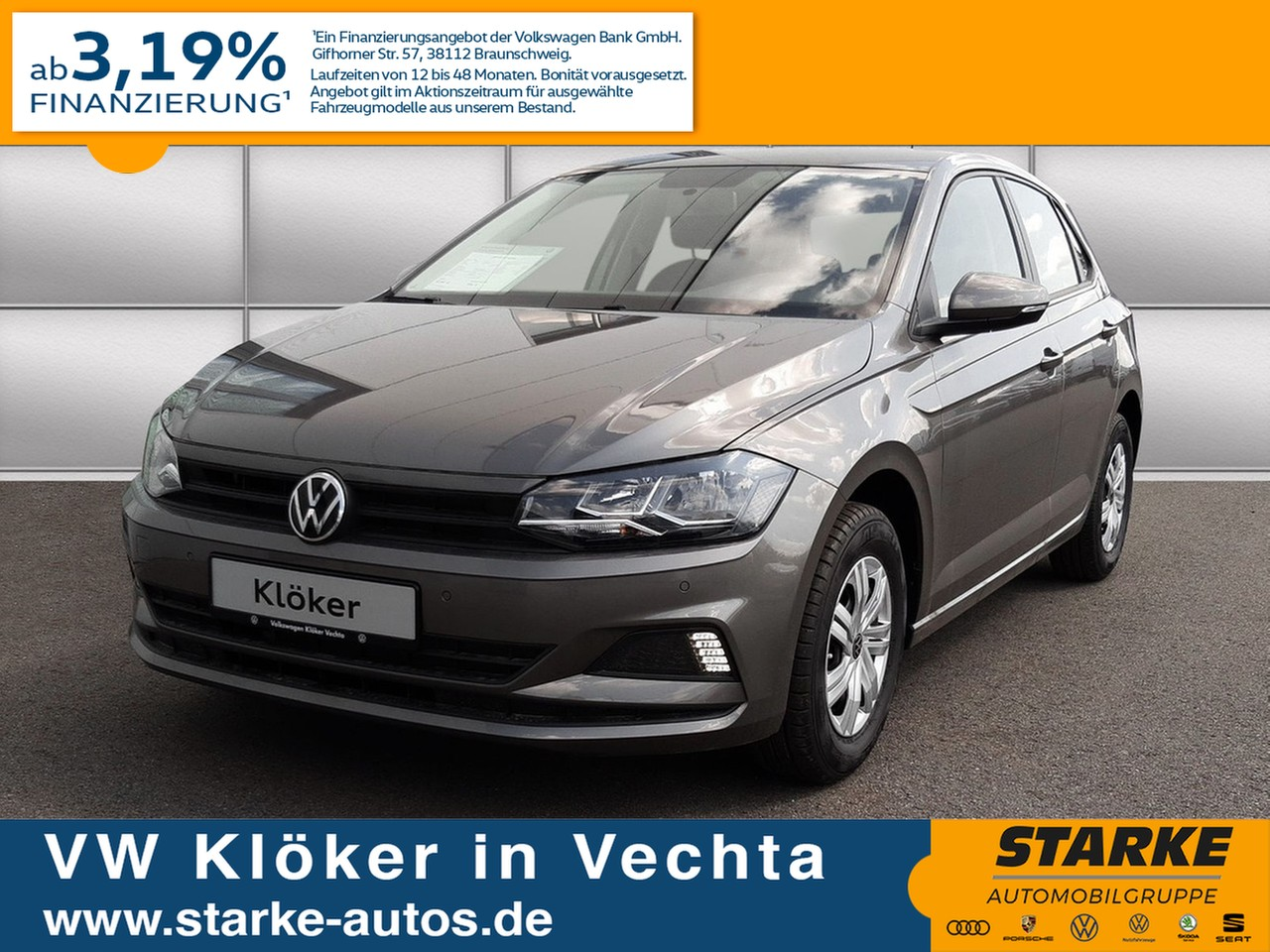 VW Polo finanzieren