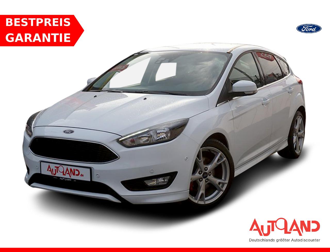 Ford Focus, Jahr 2015, Benzin