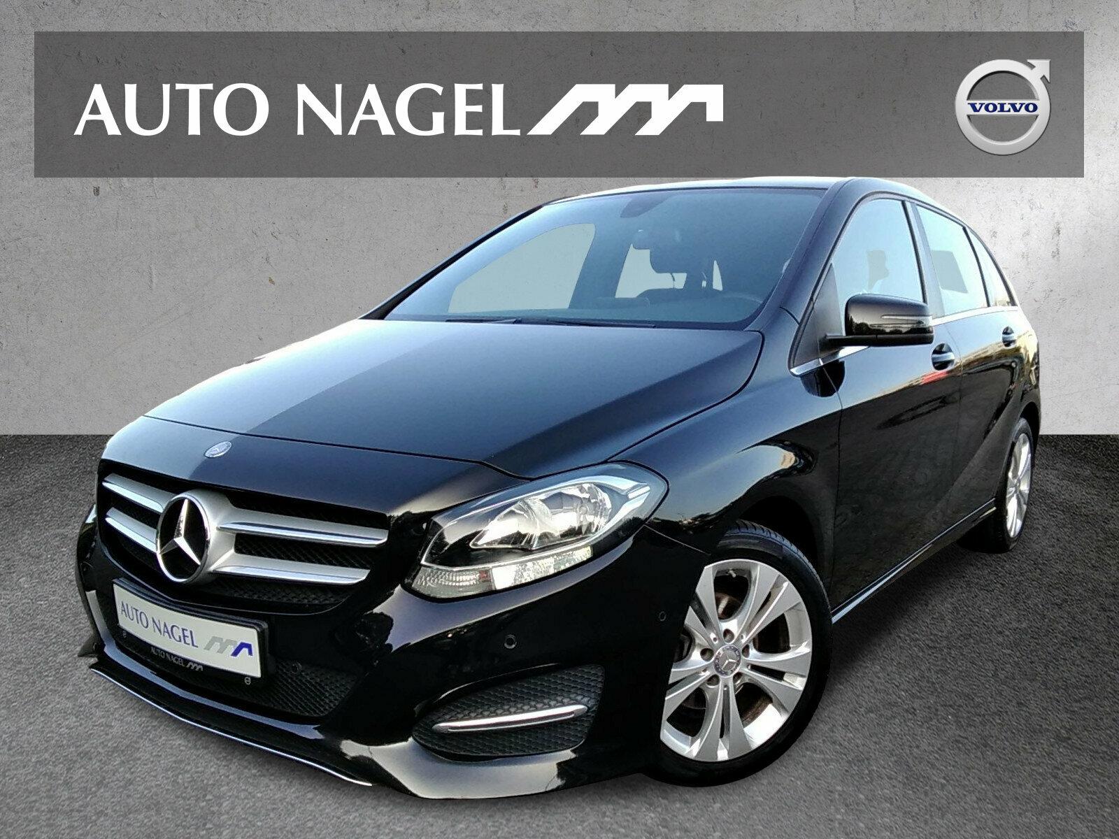 Mercedes-Benz B 180 CDI Urban +Navi/Klima/Sitzhzg./MF-Lenkrad+, Jahr 2014, Diesel