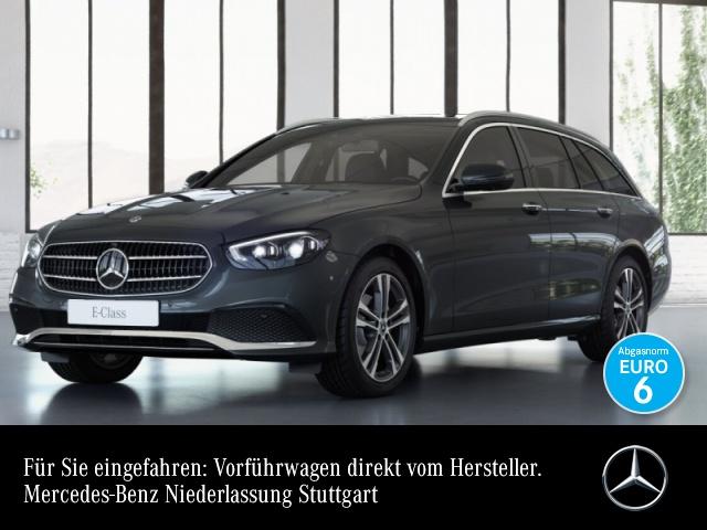 Mercedes-Benz E 220 d T AVANTG+Pano+360+MultiBeam+Fahrass+9G, Jahr 2020, Diesel